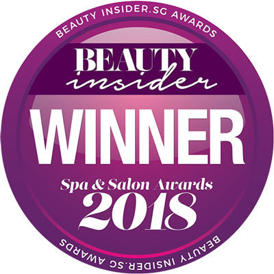 2018 Best Nail Salon Services Award. 2018 Best Spa Manicure Award.